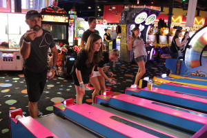 Last year's Bowling for Rhinos event at Alley Cats Family Entertainment Center was a hit!